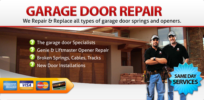Garage Door Repair Peoria Az